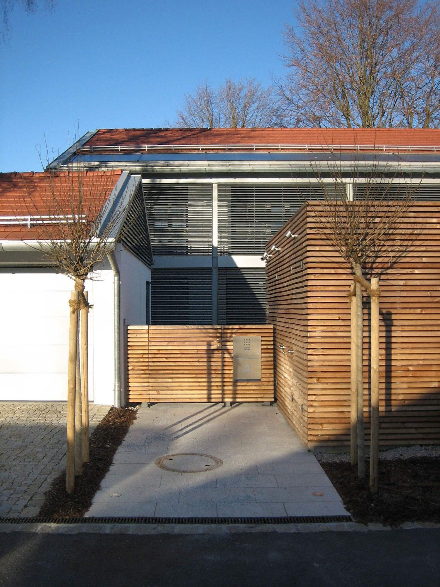 Einfamilienhaus bei München : ABH – Hagleitner Architekten