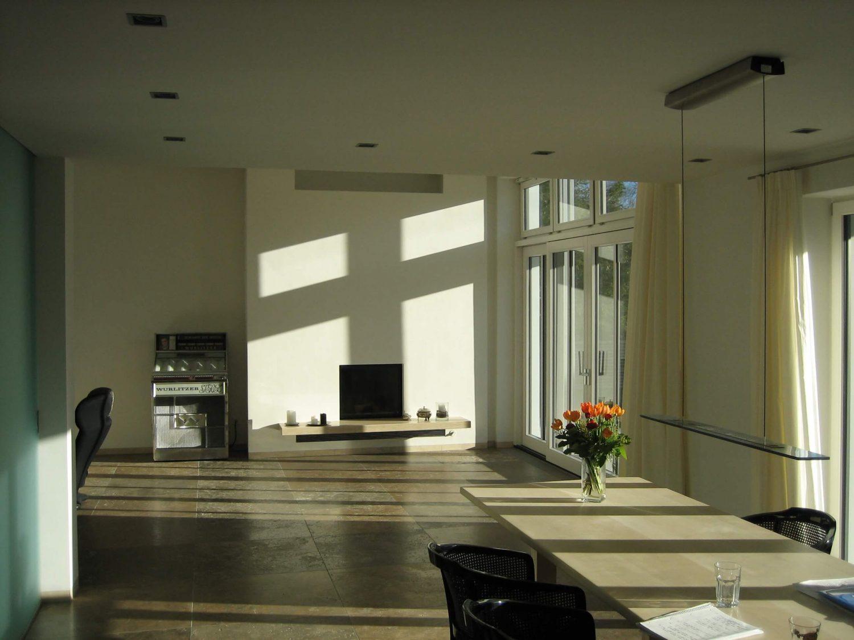 Innenarchitektur Leistungsphasen einfamilienhaus bei münchen abh hagleitner architekten