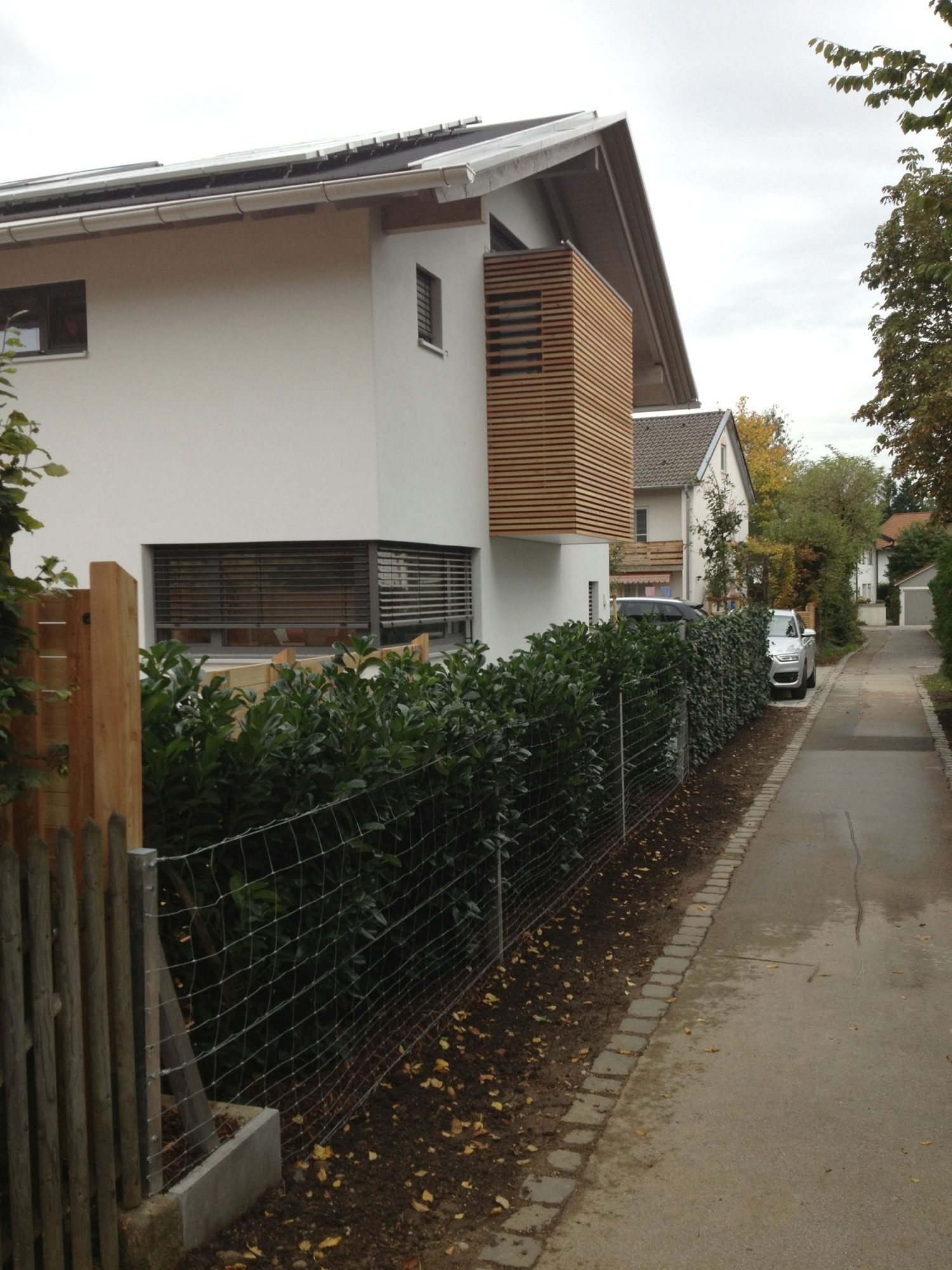 Architekt München Einfamilienhaus einfamilienhaus bei münchen abh hagleitner architekten